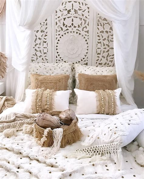 bohemian bedrooms   spirit vibes