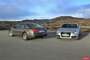 Audi A6 Hybride : audi a6 l 39 hybride mieux que le diesel l 39 argus ~ Medecine-chirurgie-esthetiques.com Avis de Voitures