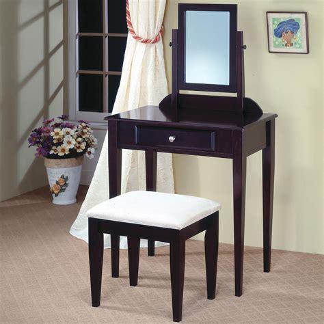 Vanity Table Chairs by Vanity Set Co 079 Bedroom Vanity Sets