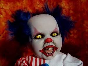 The 20 Creepiest Clowns