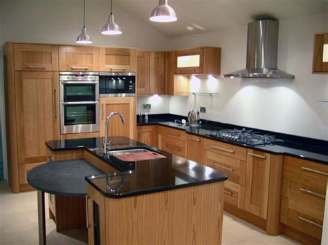 islands in kitchen مطبخ مصنوع من الخشب المرسال 1993
