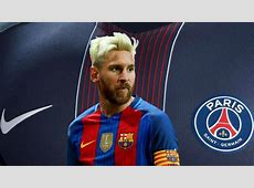 Messi PSG make contact with father over move, says report