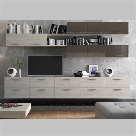 deco chambre high ensemble meuble tv torres décoration séjour