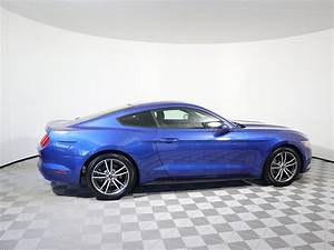 Certified Pre-Owned 2017 Ford Mustang EcoBoost 2dr Car in Parkersburg #F19574A2 | Astorg Auto