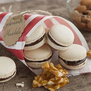 Kekse Mit Mandeln : rezept f r macarons mit gebrannten mandeln k cheng tter ~ Orissabook.com Haus und Dekorationen