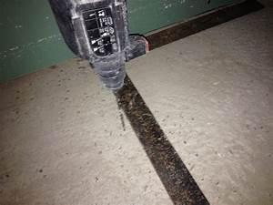 Couper Rail Placo : rail placo fin l 39 amenagement du garage d but des rails ~ Melissatoandfro.com Idées de Décoration