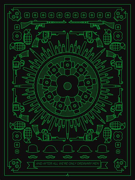 cool graphic posters inspired  dark side   moon