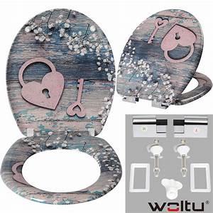 Wc Sitz Mit Absenkautomatik Duroplast : toilettensitz wc sitz deckel klodeckel mit absenkautomatik duroplast brille 660 ebay ~ Eleganceandgraceweddings.com Haus und Dekorationen
