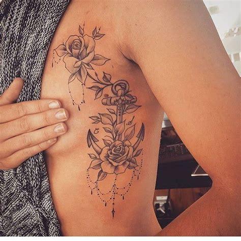 trending women chest tattoos ideas  pinterest cool