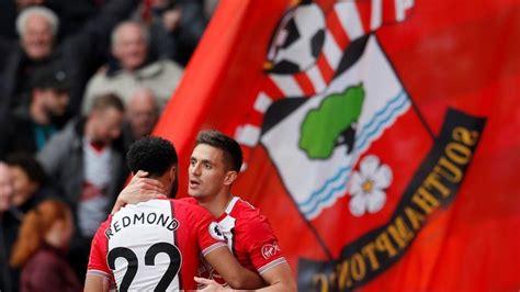Premier League 17/18: Southampton vs Manchester City ...