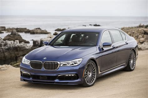 2017 Bmw Alpina B7 First Drive Review
