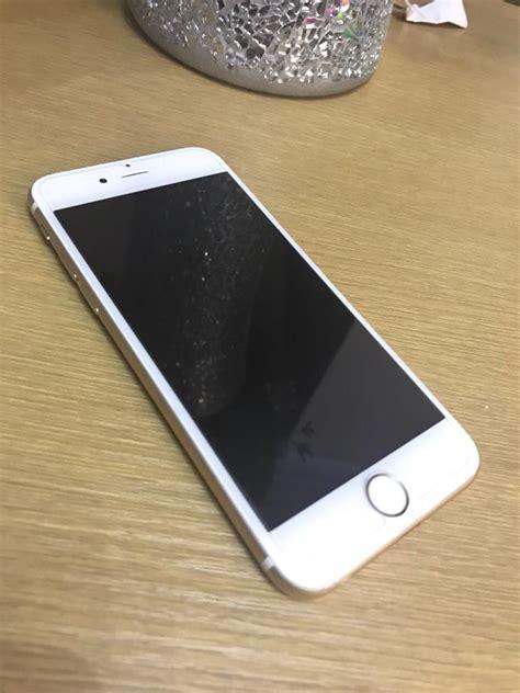 iphone 6 and iphone 6s iphone 6s gold in coatbridge lanarkshire gumtree