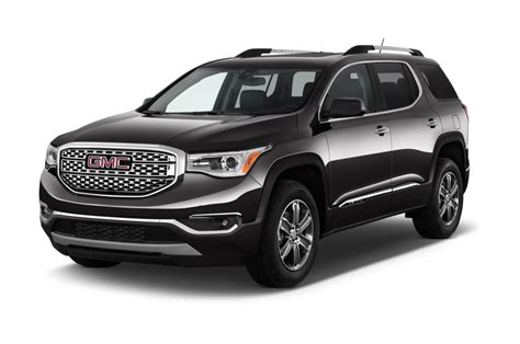 Research Acadia Prices & Specs