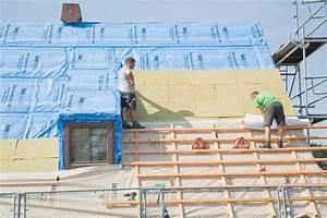 Dach Dämmen Von Außen : kombiplan d mmsystem von knauf insulation kominiert dampfbremse zwischen und aufsparrend mmung ~ Buech-reservation.com Haus und Dekorationen