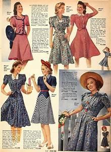 Fashionforhome De : 25 best ideas about 1940s fashion on pinterest 1940 39 s ~ Pilothousefishingboats.com Haus und Dekorationen