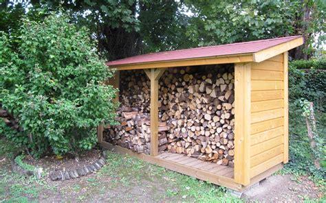 abri en bois abri pour buches ziloo fr