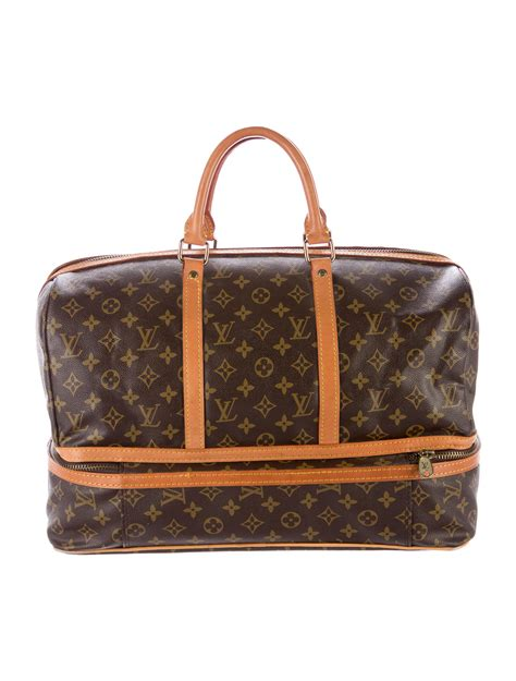 louis vuitton monogram sac sport travel bag handbags
