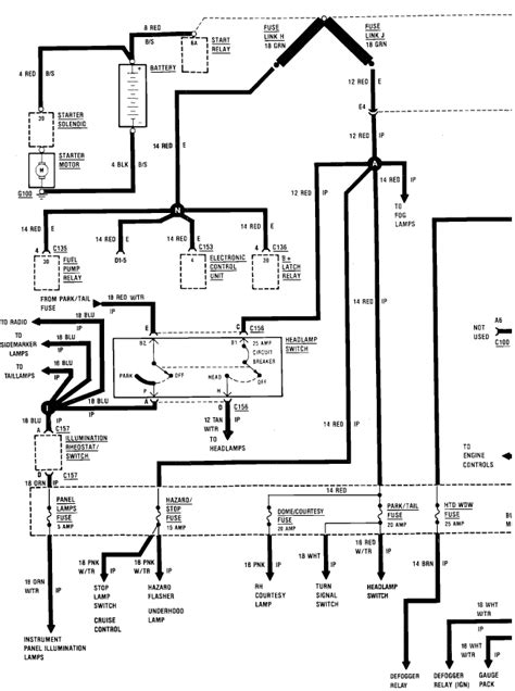 87 Jeep Starter Solenoid Wiring by Replace 1988 Jeep Wrangler Ignition Switch Find Where