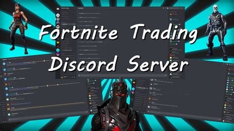 fortnite trading discord server  join link