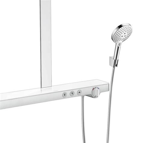 hansgrohe rainmaker select душевая система hansgrohe rainmaker select 420 27168400