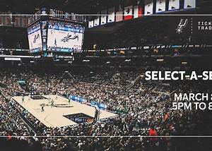 Select A Seat Event For Fans Interested In Becoming Spurs