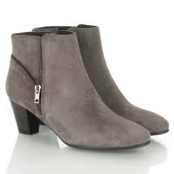 womens grey boots canada daniel grey quelly s zip ankle boot