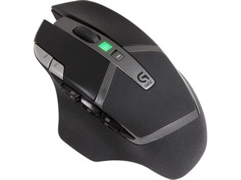 Logitech G602 910 003820 Rf Wireless Optical Gaming Mouse