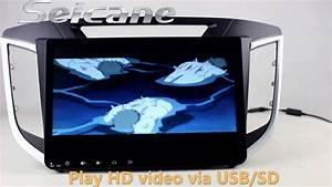 10 2 U0026quot  2014 2015 Hyundai Ix25 Creta Dvd Player Navigation