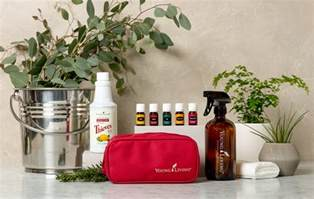 Home Cleaning Kit Young Living Thieves