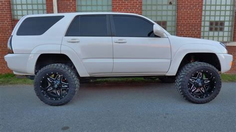 toyota 4runner 2017 black lifted toyota 4runner v8 4x4 lifted and stanced 4r117