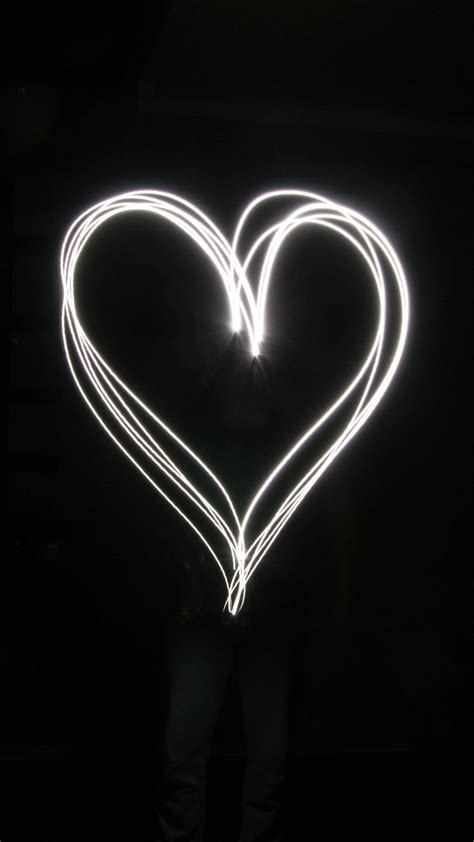 Hd wallpapers and background images. Light Heart Wallpaper - iPhone, Android & Desktop Backgrounds