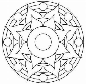 Mandalas para Niños (33) Todo imágenes