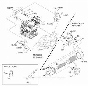 Generac 005682 Exhaust