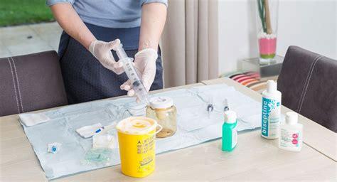 pose de perfusion sur chambre implantable perfusion médicale à domicile en finistère et côtes d 39 armor