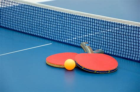 Table Tennis - Woodland Holiday Park, Norfolk