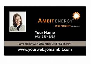 ambit energy business card template choice image With ambit energy business card template