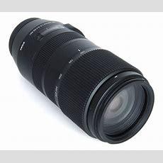 Sigma Af 100400mm F563 Dg Os Hsm Contemporary Lens