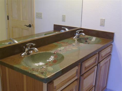 stained concrete countertops how to acid staining concrete countertops directcolors