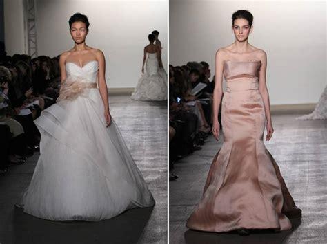 Ivory Sweetheart Neckline Ballgown With Blush Bridal Sash