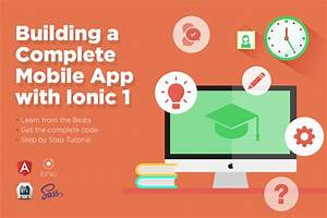 Building A Complete Mobile App With Ionic Framework Step