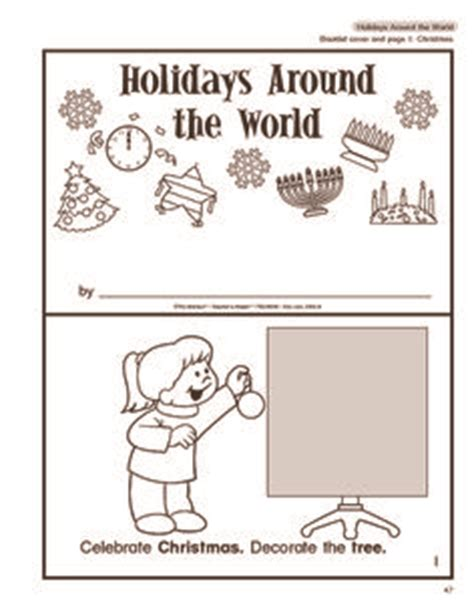holidays around the world preschool what do they need for kwanzaa emergent reader holidays 895