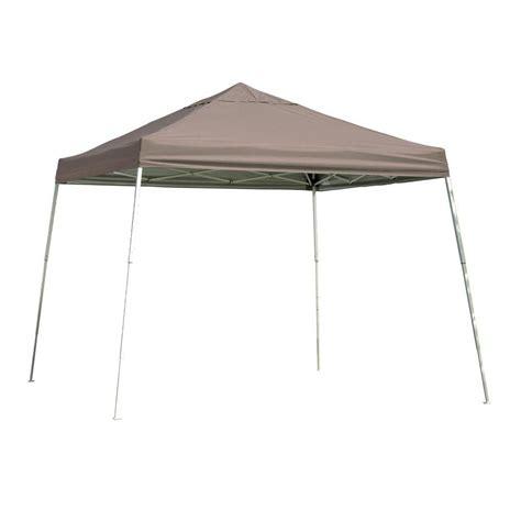12x12 pop up canopy shelterlogic sport pop up canopy 12 x 12 slant leg