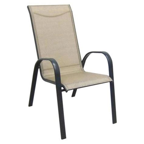 Sling Stacking Patio Chair Target by Patio Stacking Chair Re 16 8in Nicollet Backyard