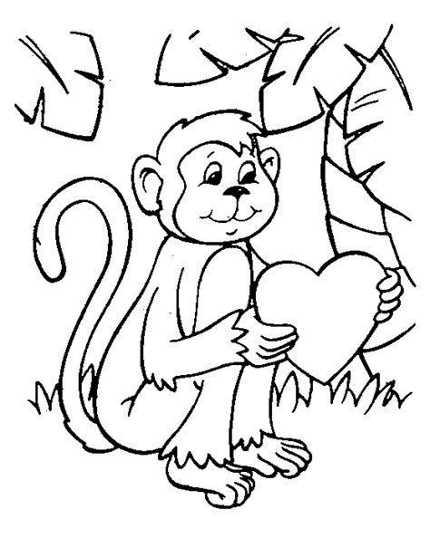 valentines day coloring pages getcoloringpagescom