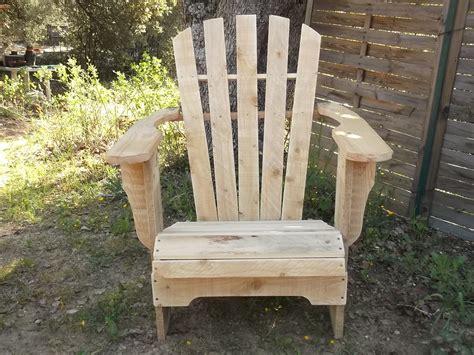 faire un bureau en bois mobilier de jardin bois luxe faire un fauteuil de jardin