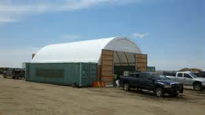 Shipping Container Storage Buildings
