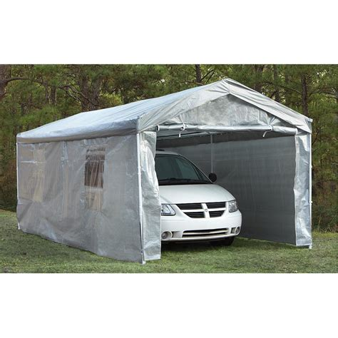 Guide Gear® 10x20' Instant Shelter  Garage 203442