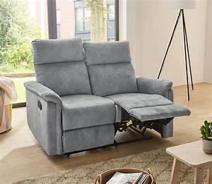 Sofa Mit Relaxfunktion : sofa mit relaxfunktion couch 2 sitzer liegefunktion ~ A.2002-acura-tl-radio.info Haus und Dekorationen