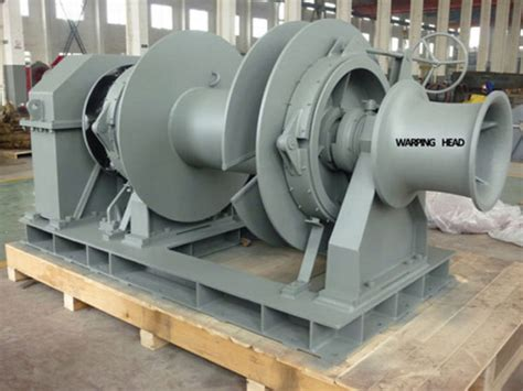 Used Boat Winches For Sale by Warping Winch Ellsen Winches For Sale