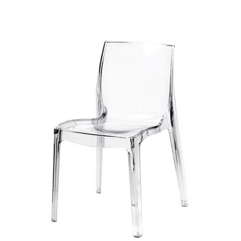 chaises transparentes pas cher 28 images chaise bistro metal pas cher chaise transparente